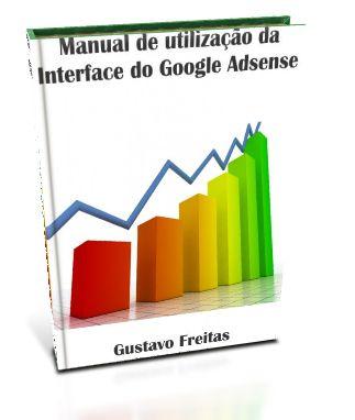 E-book gratuito Manual de utilização da interface do Google Adsense