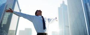 negócio online de sucesso