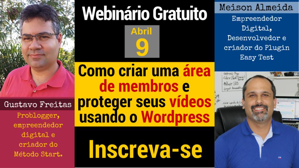 Meison e Gustavo - Webinar
