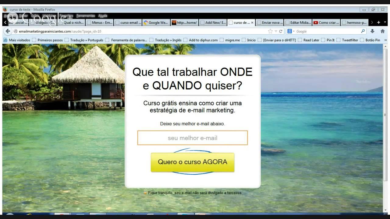 Como criar um negócio do zero com e-mail marketing