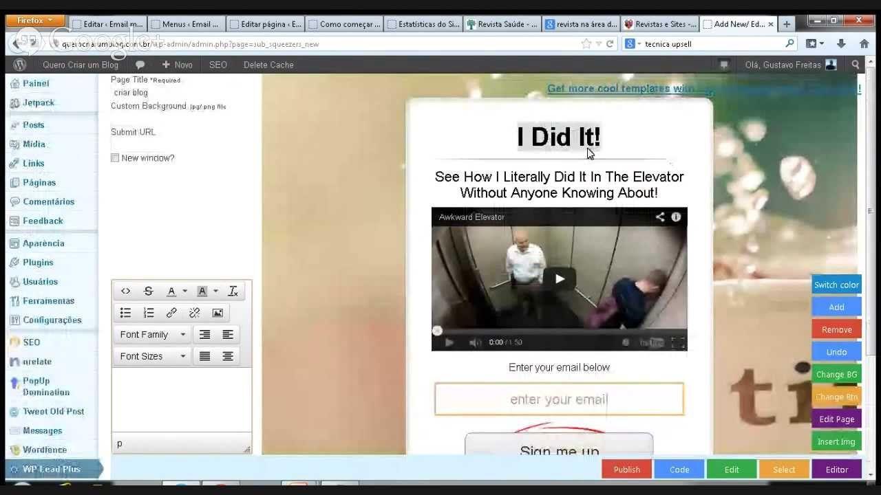 """Gustavo Freitas ensina """"como criar um negócio do zero com e-mail marketing"""""""