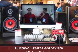 Gustavo Freitas entrevista Victor Palandi