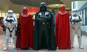 O que eu aprendi assistindo Star Wars - O Despertar da Força 1