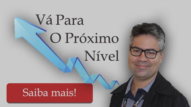 Vá para o próximo nível com Gustavo Freitas
