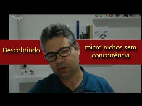 Revelado: Como descobrir micro nichos sem concorrência