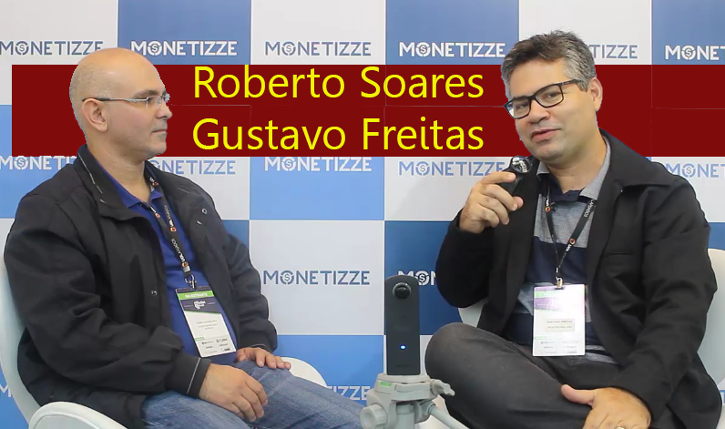 Bate papo: Gustavo Freitas e Roberto Soares Costa