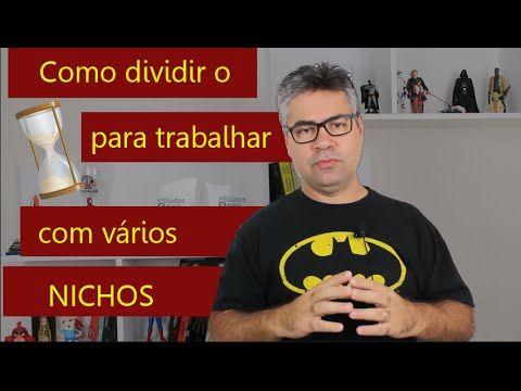 Como dividir o tempo para trabalhar com vários nichos diferentes – Gustavo Freitas Responde