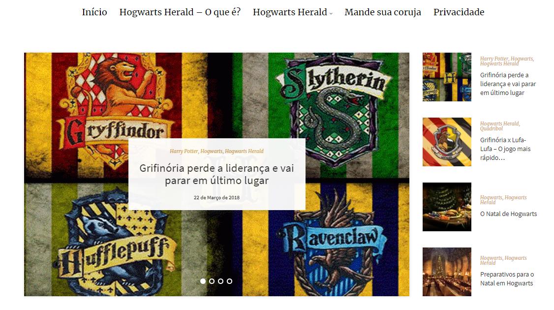 hogwarts herald